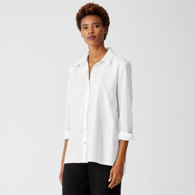 Organic Cotton Lightweight Twill Shirt