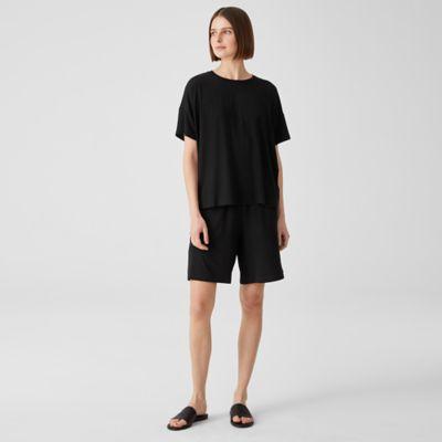 Fine Jersey Shorts