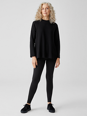 Cozy Brushed Terry Leggings