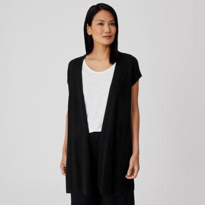 Organic Linen Cotton Vest