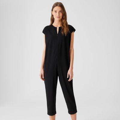 Traceable Organic Cotton Jersey Jumpsuit