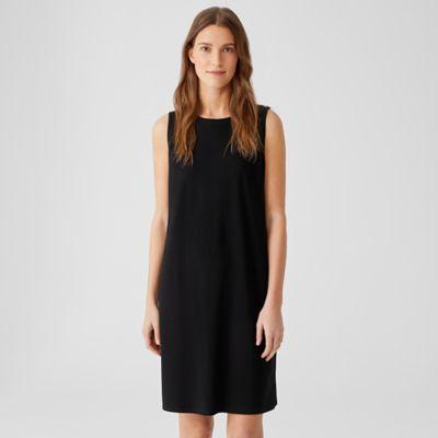Traceable Organic Cotton Jersey Tank Dress