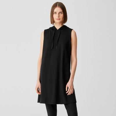 Traceable Organic Cotton Jersey Hooded Dress