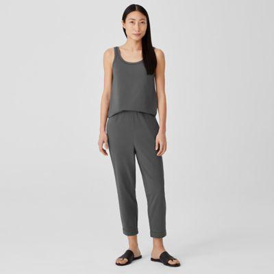 Traceable Organic Cotton Jersey Pant