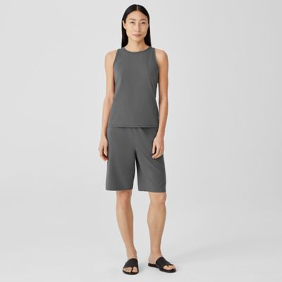 Traceable Organic Cotton Jersey Shorts