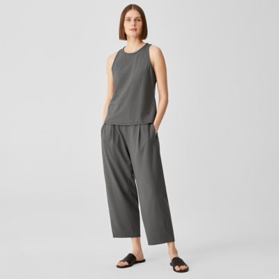 Traceable Organic Cotton Jersey Lantern Pant