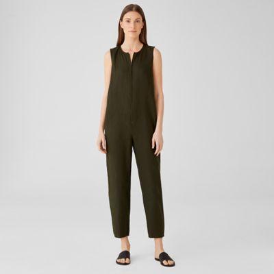 Organic Linen Jumpsuit