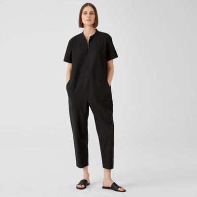 Organic Cotton Hemp Jumpsuit
