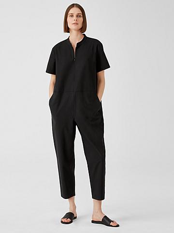 Organic Cotton Hemp Jumpsuit
