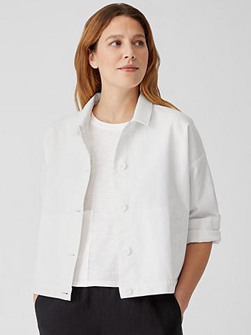Organic Cotton Hemp Jacket