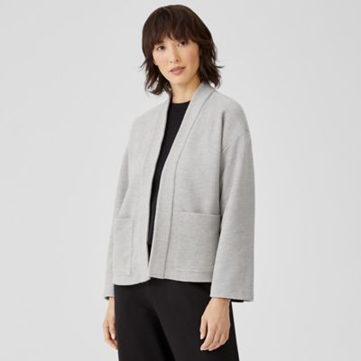 Organic Cotton Terry Jacket