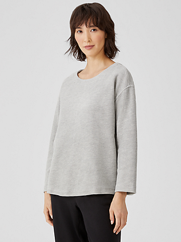 Organic Cotton Terry Top