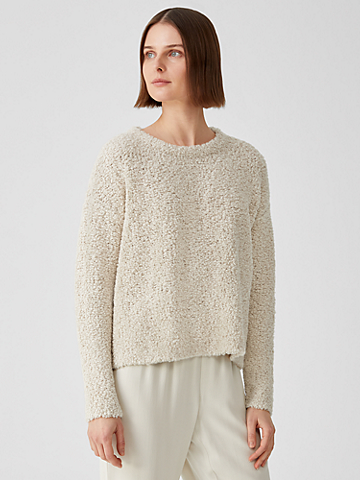 Knit Fur Box-Top