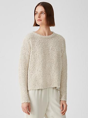 Knit Fur Box-Top