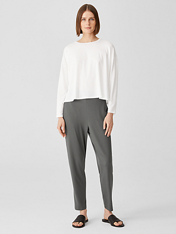 Viscose Jersey Easy Pant