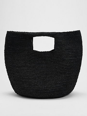 Mar Y Sol for EILEEN FISHER Raffia Beach Tote