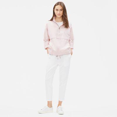 Light Organic Cotton Nylon Jacket