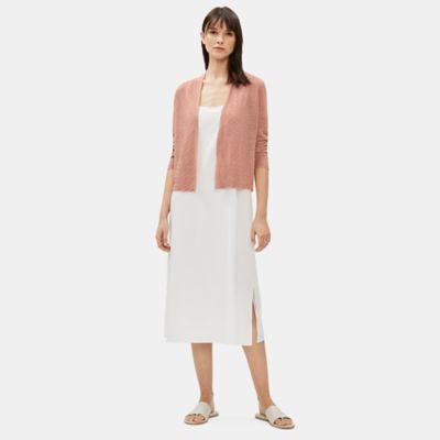 Fine Organic Linen Cardigan