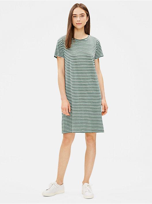 a055366a276 QUICK VIEW. NORI. Organic Linen Jersey Striped Dress.  248.00. NORI QUICK  VIEW. NORI. Organic Linen Jersey Striped Tee.  158.00. BLACK