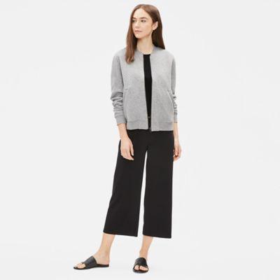Organic Cotton Flight Jacket