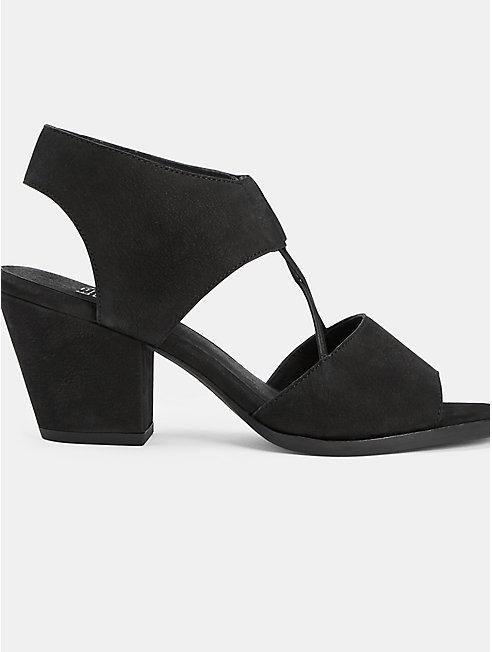Doe Tumbled Nubuck Sandal