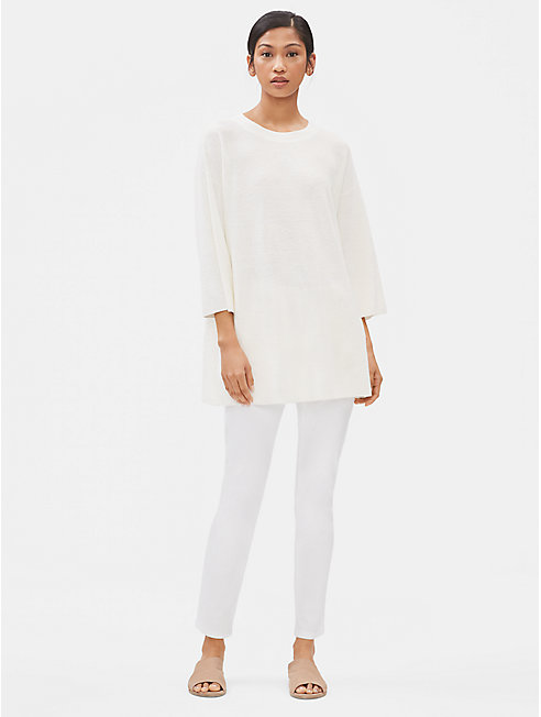 Organic Cotton Skinny Ankle Jean