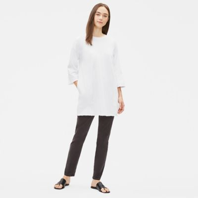 Organic Cotton Terry Tunic