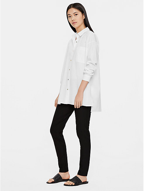 Organic Cotton Oversized Shirt