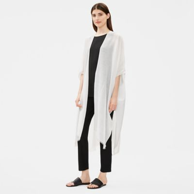 Organic Cotton Silk Caftan