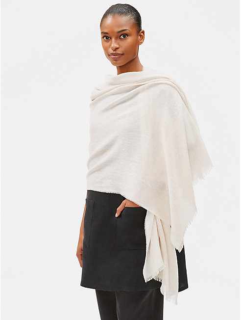 Organic Cotton Glimmer Wrap