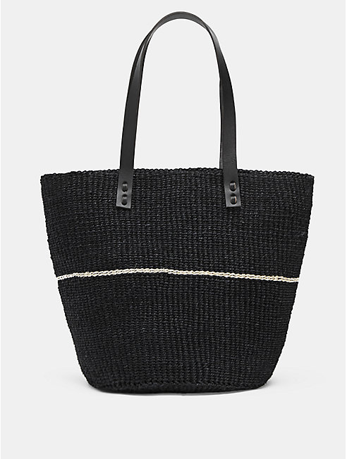 Bamboula For EILEEN FISHER Woven Sisal Tote