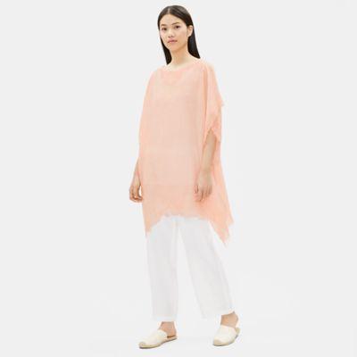 Tencel Organic Linen Poncho