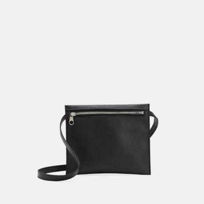 Italian Leather 3-in-1 Convertible Crossbody