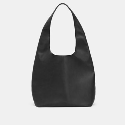 Italian Leather Hobo Bag