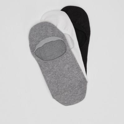 Organic Cotton Low-Profile Sock 3-Pack