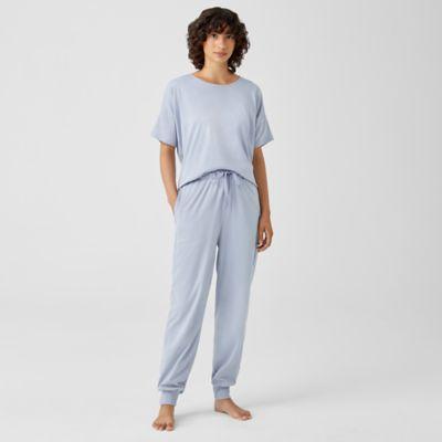 Cozy Organic Cotton Interlock Jogger Pant