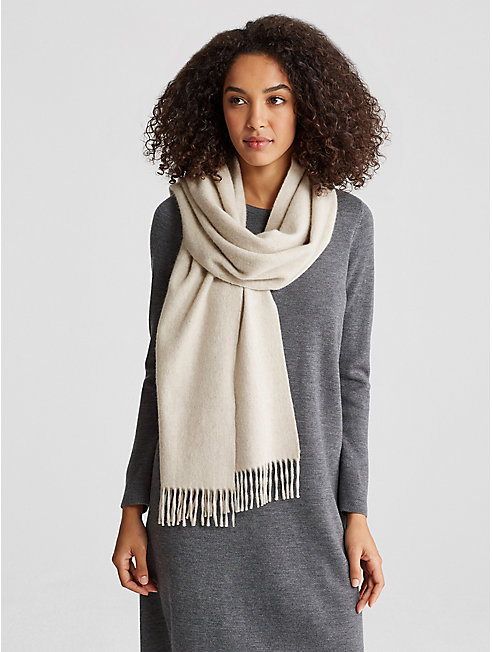 Luxe Cashmere Melange Scarf