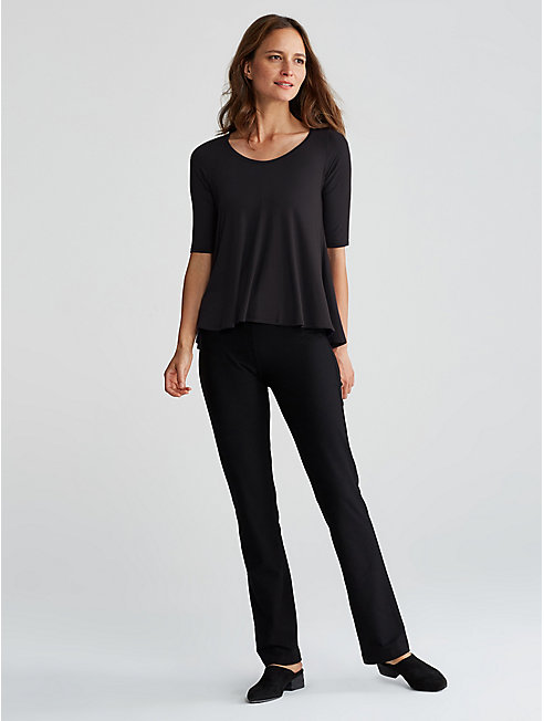 Viscose Jersey Box-Top