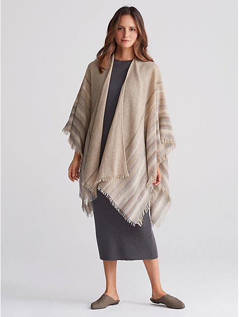 Wool Stripe Serape
