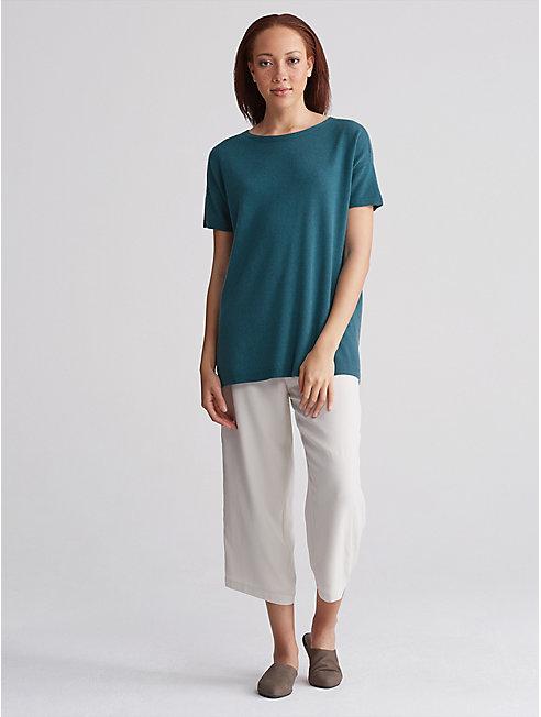 Seamless Italian Cashmere Tunic