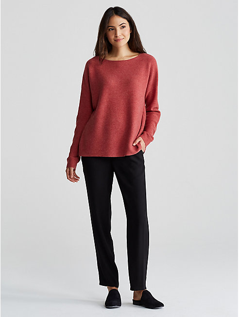 Fine Cashmere Box-Top